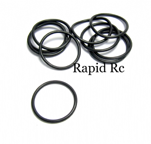 Kuza Fuel Tank  Cap Replacemnt O Rings KA024820
